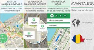 aplicatii gps offline fara internet android