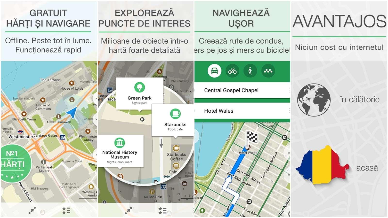 Cea Mai Buna Aplicatie Gps Offline Fara Net Gratis Pentru Android